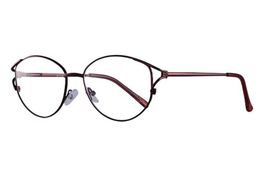 Parade 1620 Eyeglasses in Rose