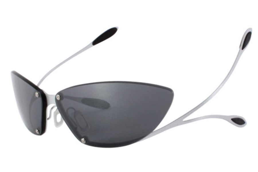 Parasite Mini Loa 1 Sunglasses in C13 Grey/Grey Flash