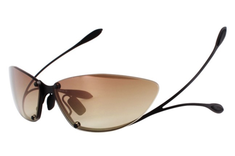 Parasite Mini Loa 1 Sunglasses in C14 Black/Ochre