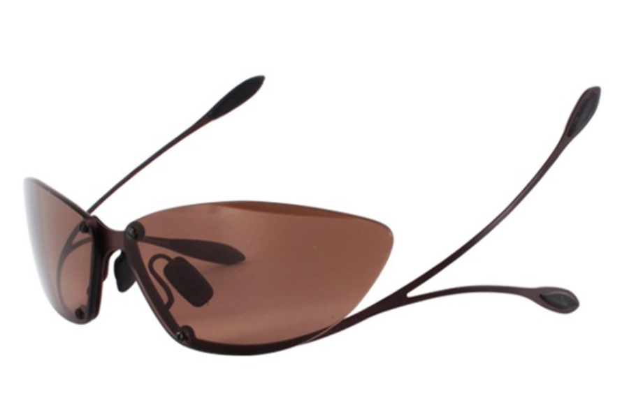 Parasite Mini Loa 1 Sunglasses in C15 Chocolate Brown/Brown