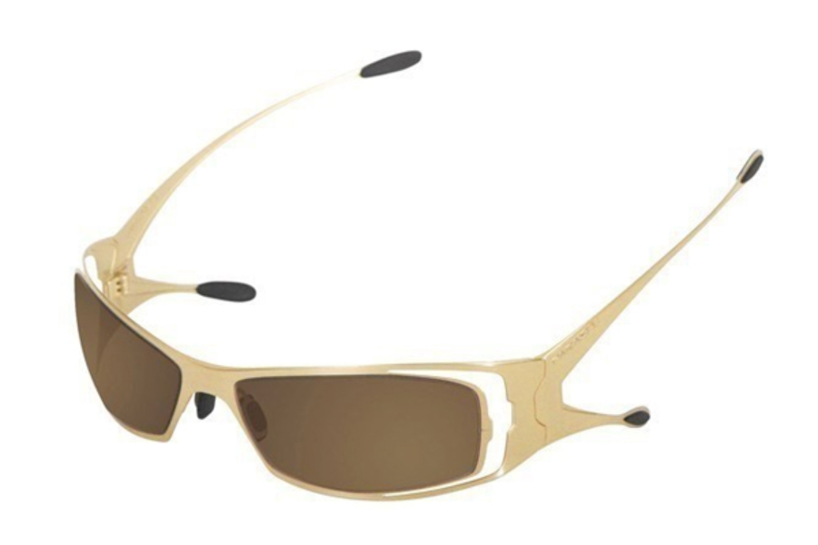 Parasite Morphine 1 Sunglasses in C15A Chocolate Gold/Brown