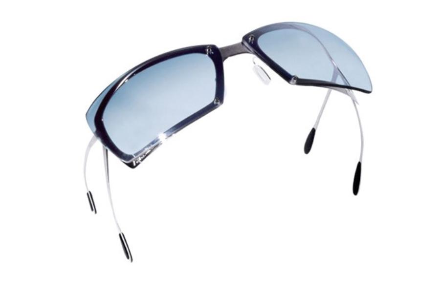 069d96cb8c11 Parasite Mue 4 Sunglasses in C12 Polished Chrome/Blue ...
