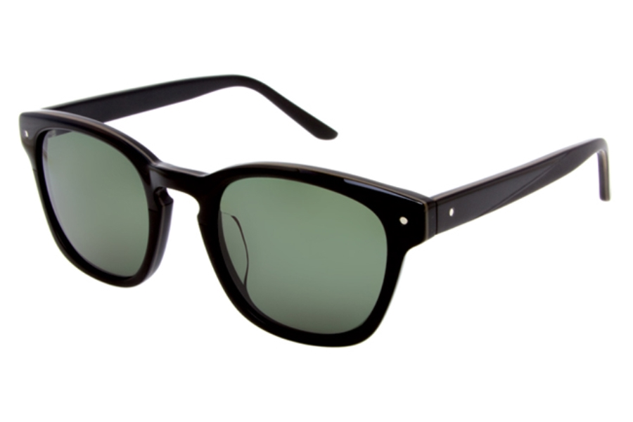 Paul Frank 202 Specter Sunglasses in Black