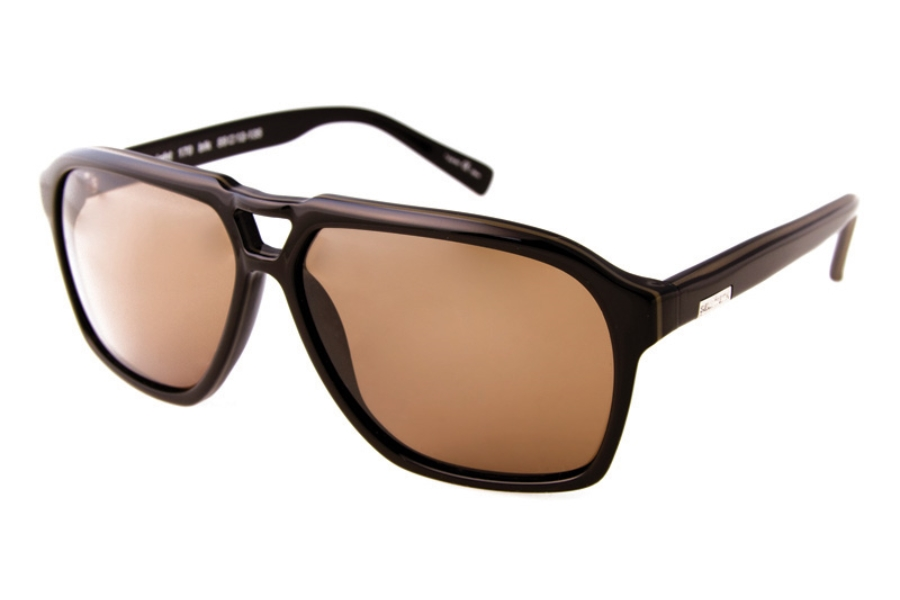 Paul Frank 170 Flight Night Sunglasses in Black