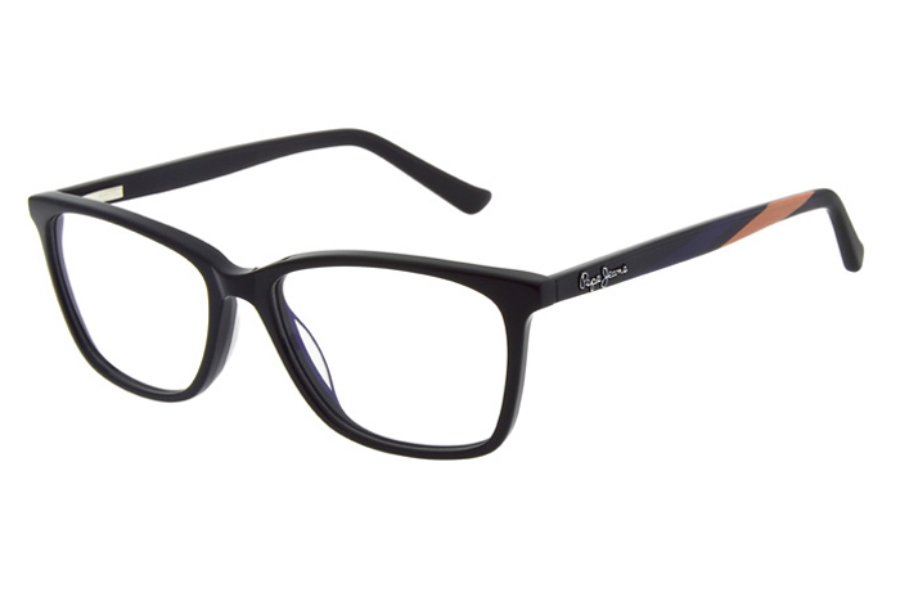 Pepe Jeans PJ3320 Eyeglasses in C1 Black