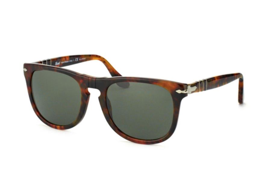 e1903660e3851 Persol PO 3055S Sunglasses in 108 58 Caffe Polar Grey ...