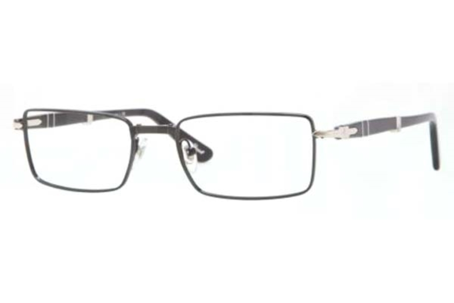 Persol PO 2425V Eyeglasses in 522 Shiny Black