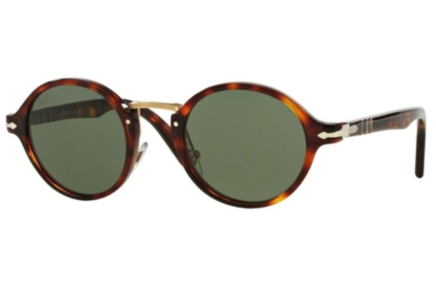 045b4a5754429 ... Persol PO 3129S Sunglasses in 24 31 Havana   Green ...