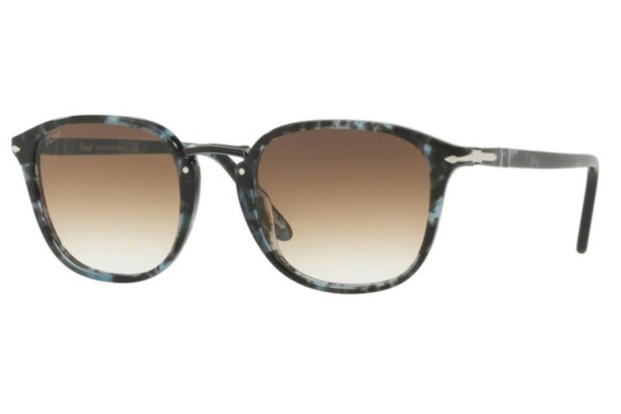 3ebf121cc7f Persol PO 3186S Sunglasses in 95 58 Black   Green Polarized  Persol PO  3186S Sunglasses in Persol PO 3186S Sunglasses ...