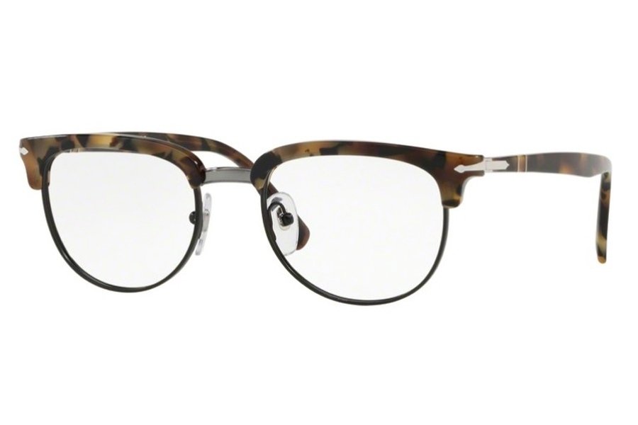 7f6944076bbb2 ... Persol PO 3197V Eyeglasses in 1071 Tortoise Brown Ice ...