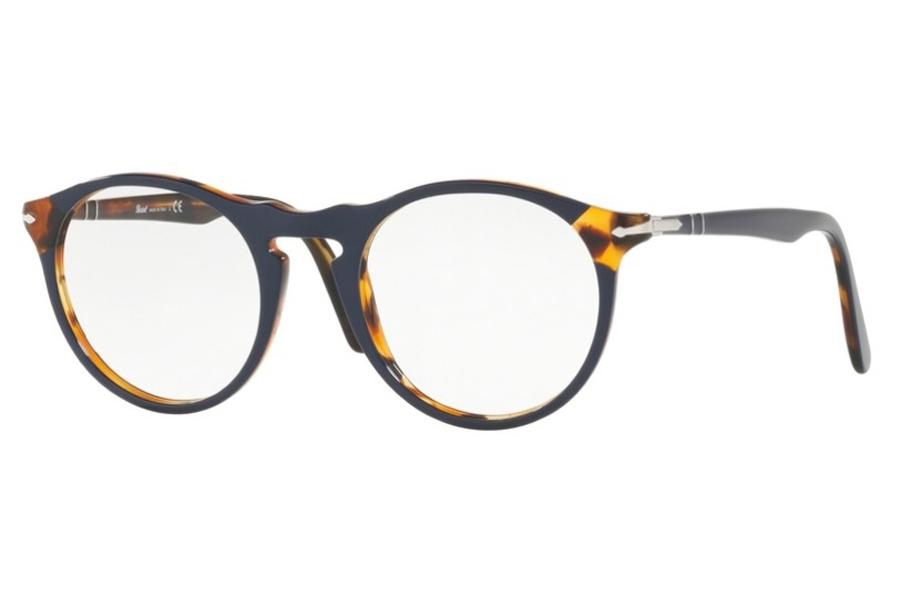 8a65151530673 ... Persol PO 3201V Eyeglasses in 1095 Blue Havana ...
