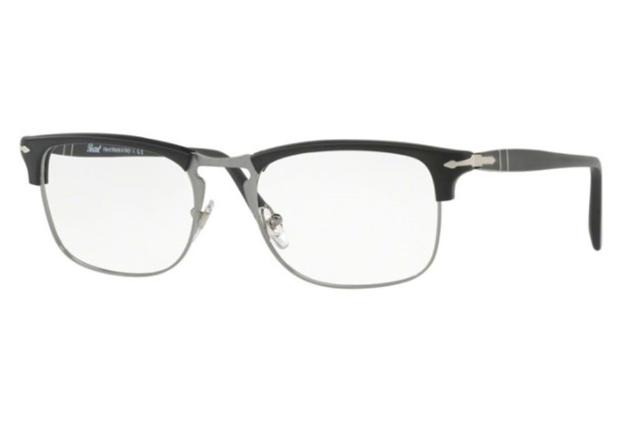 Persol PO 8359V Eyeglasses in 9000 Black (Discontinued)