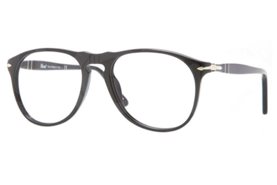 PERSOL Eyeglasses PO 9649V 1022 Terra E Oceano 50MM