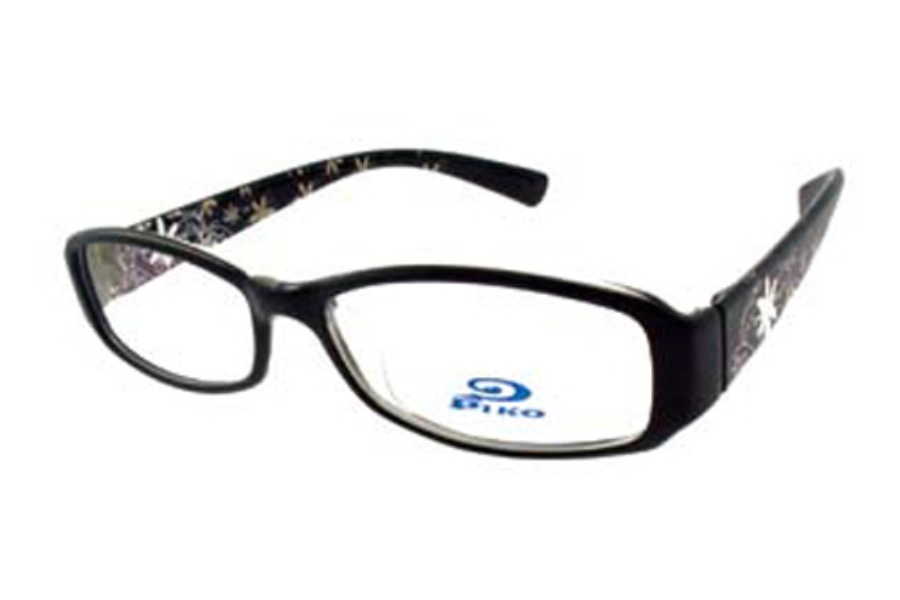 Piko Lehua Eyeglasses in Black (Discontinued)