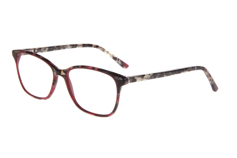 Plume Ani Eyeglasses in Bordeau