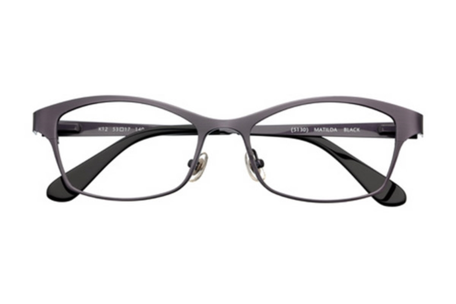 Podium Matilda Eyeglasses in Black