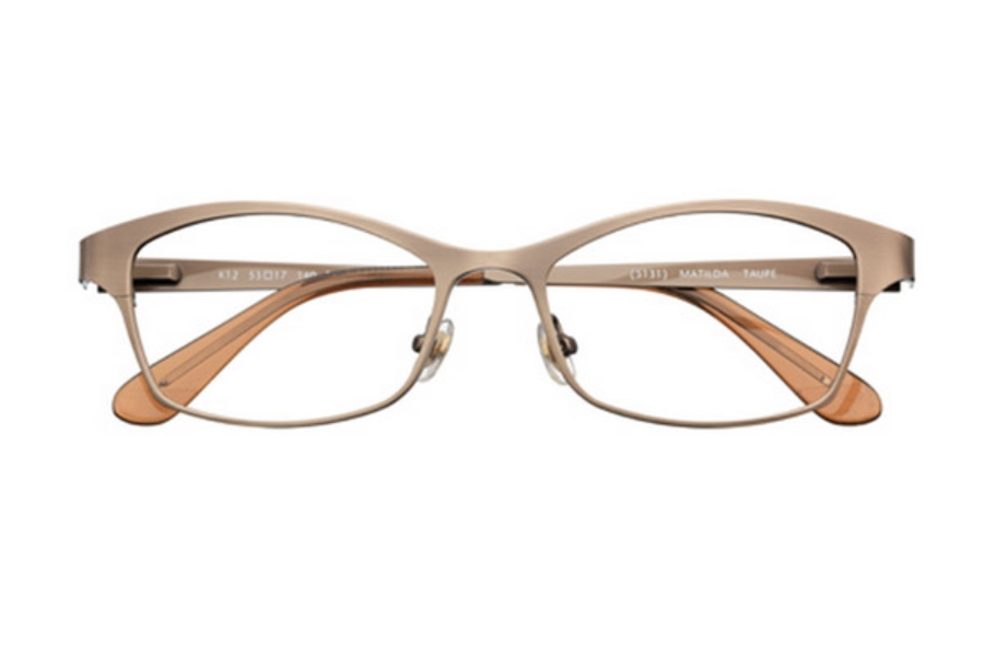 Podium Matilda Eyeglasses in Taupe