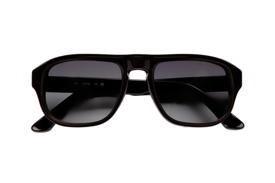 Podium Randall Sunglasses in 5047 Black