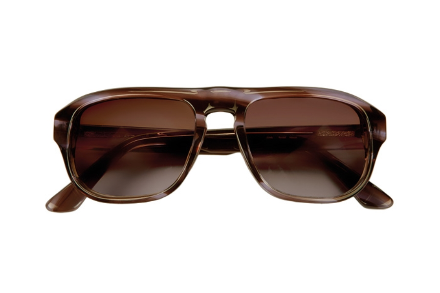 Podium Randall Sunglasses in 5048 Walnut