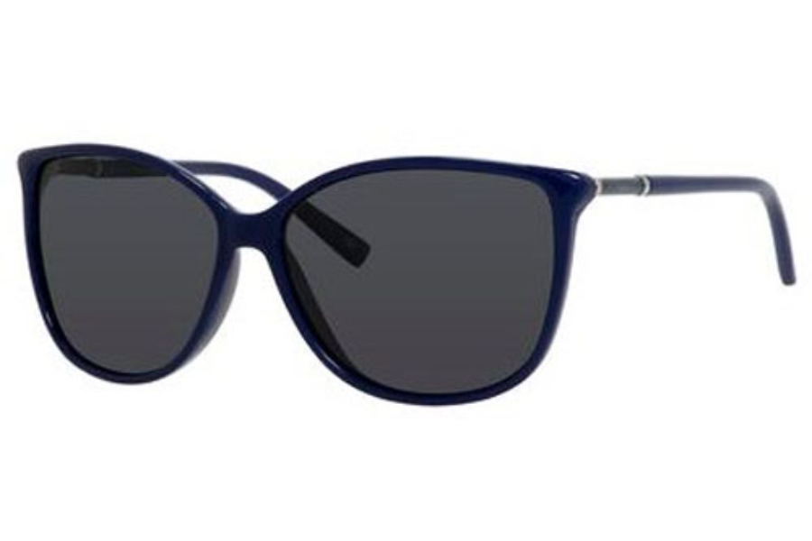 Polaroid PLD 4005/S Sunglasses in 0PYX Blue (Y2 gray polarized lens)