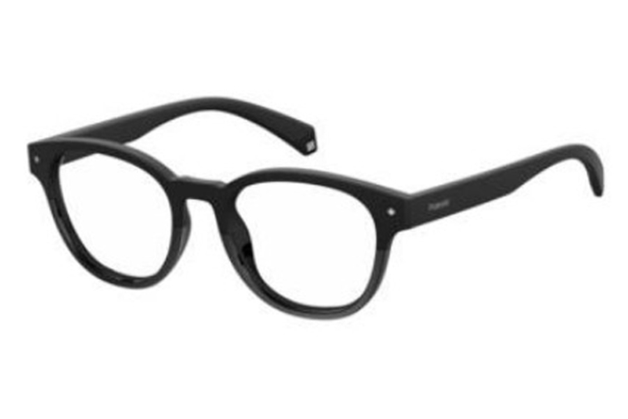 Polaroid Pld D 345 Eyeglasses in 0807 Black