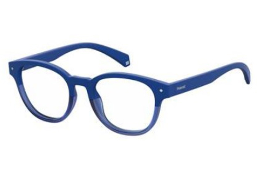 Polaroid Pld D 345 Eyeglasses in 0PJP Blue