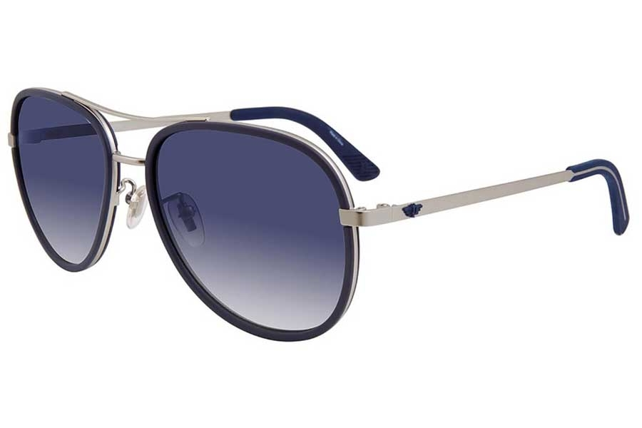 Police SPL781E Sunglasses in 781E Navy