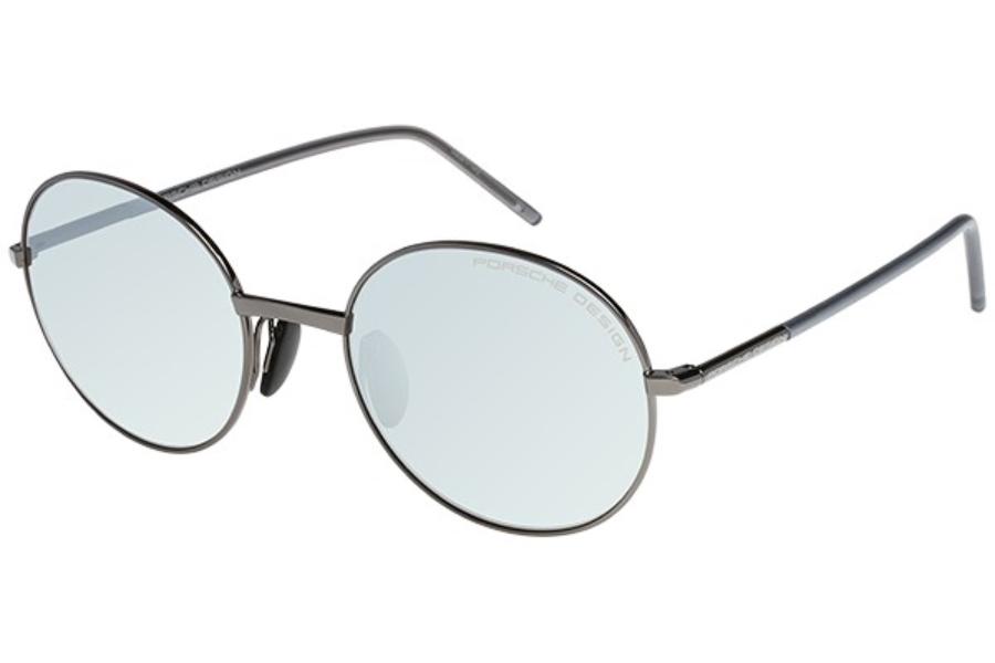 cff024200ef1 ... Porsche Design P 8631 Sunglasses in B Gunmetal Silver Mirror ...