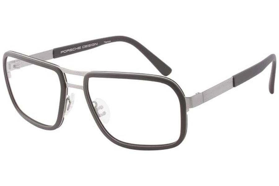 183bbdf398 ... Porsche Design P 8219 Eyeglasses in B Matte Titanium