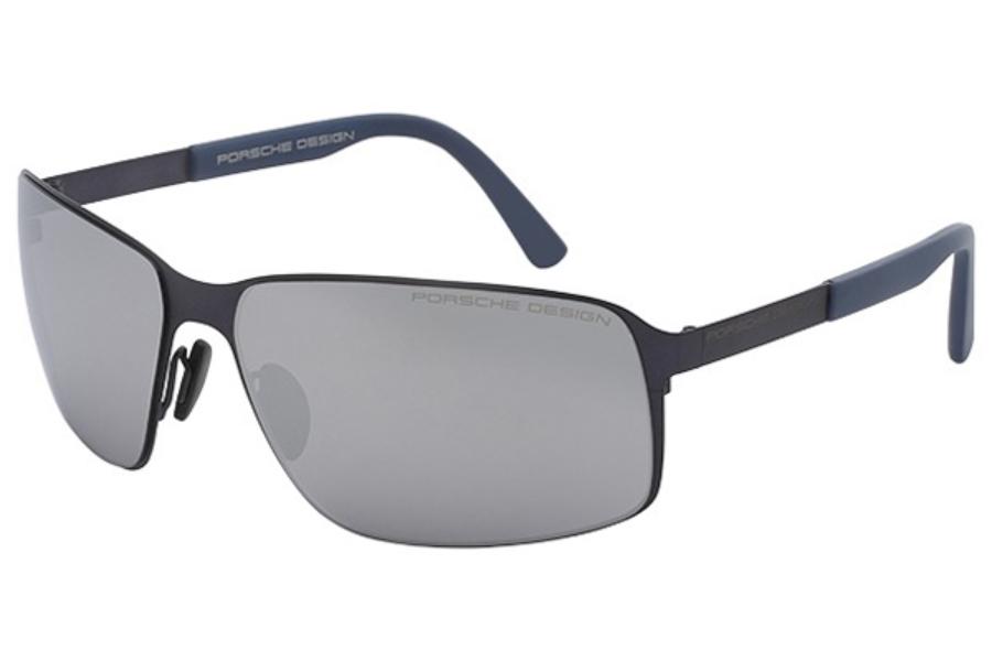 0f8a2b78c227 Porsche Design P 8565 Sunglasses in F Blue ...