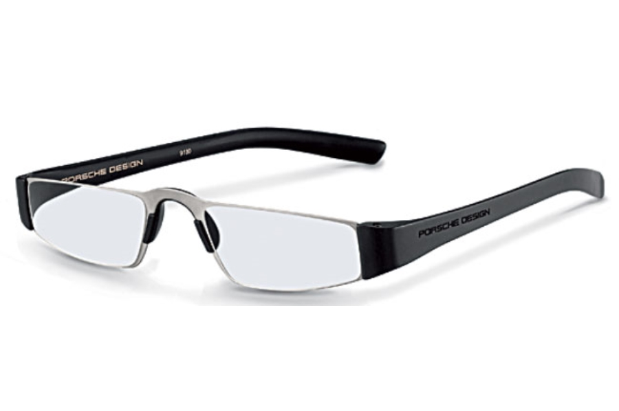 Porsche Reading Tool P 8801 Eyeglasses in (P) Black