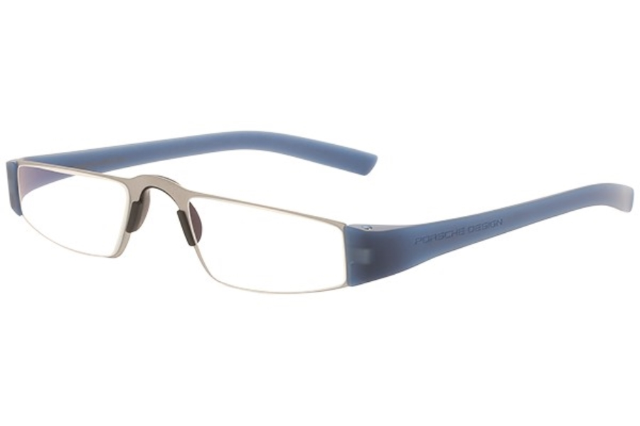 Porsche Reading Tool P 8801 Eyeglasses in (N) Blue