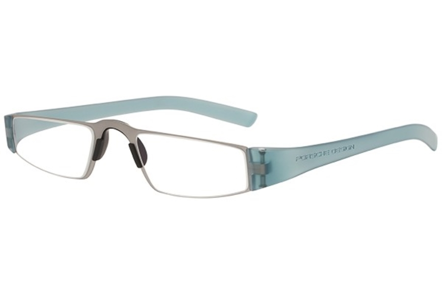 Porsche Reading Tool P 8801 Eyeglasses in (I) Teal