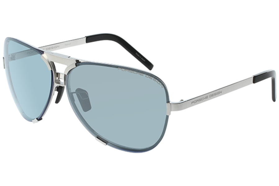0361533dfbd5 Porsche Design P 8678 Sunglasses in D Palladium   Grey ...