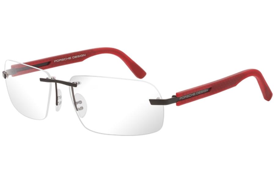 5ce7032277 ... Porsche Design P 8233 Eyeglasses in Porsche Design P 8233 Eyeglasses ...