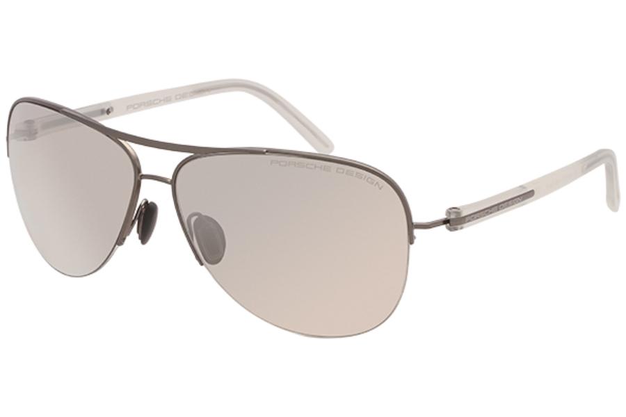 702fd334a1e ... Porsche Design P 8569 Sunglasses in C Olive