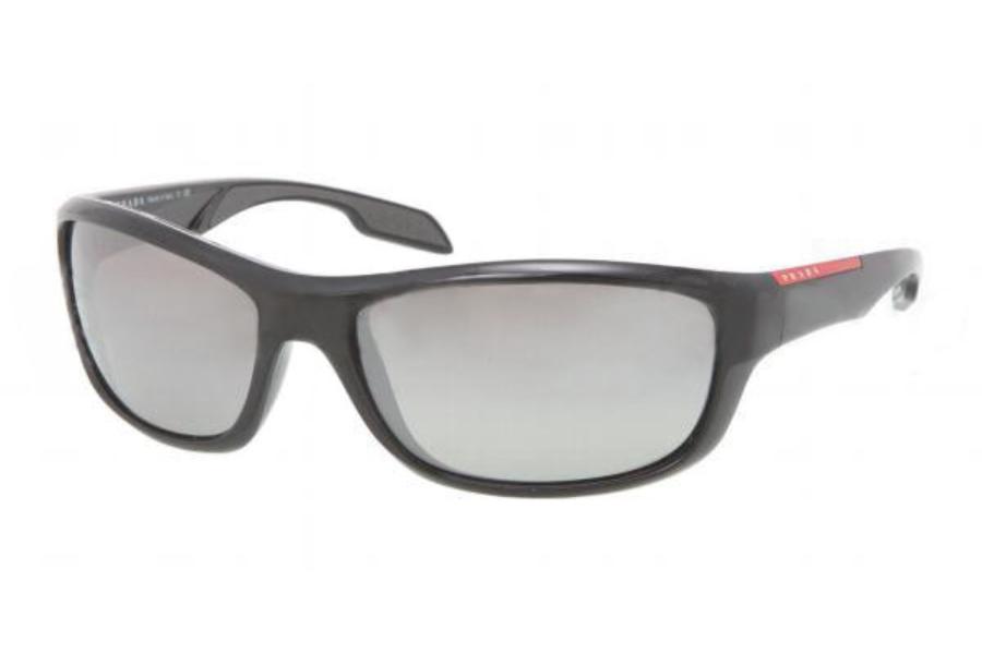 9d7689ae73f5 ... Gray Mirro Silver  Prada Sport PS 04NS Sunglasses in Prada Sport PS  04NS Sunglasses ...