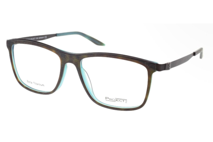 Project One Bowden Eyeglasses in Project One Bowden Eyeglasses