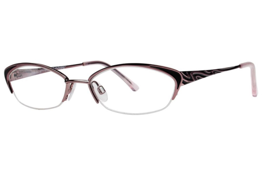 Project Runway Project Runway 113M Eyeglasses in 118 ROSE