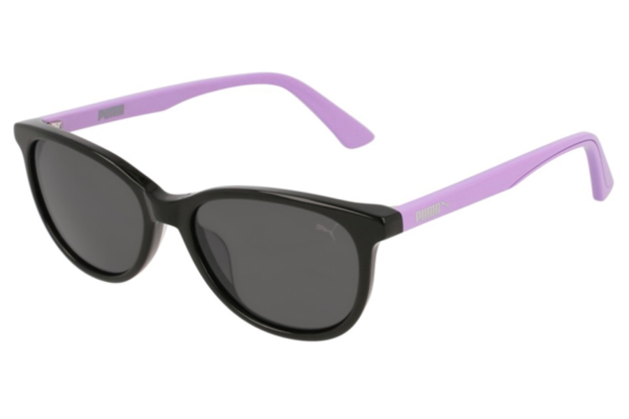 Puma PJ0022S Sunglasses in 007 Black / Grey