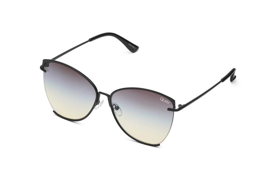 0b98ca8ac8 Quay Australia Dusk To Dawn Sunglasses in Black Smoke Blue Yellow ...