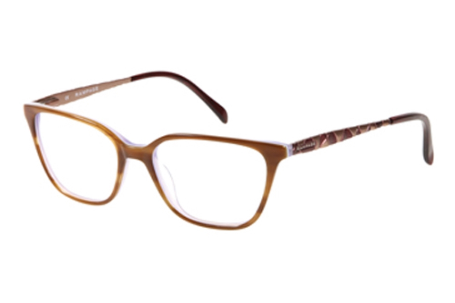 Rampage R 175 (RA0175) Eyeglasses in D96 BRN Light Brown