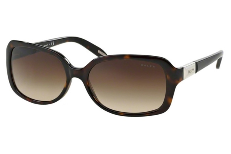 5b33654e8e31 ... Ralph by Ralph Lauren RA 5130 Sunglasses in 510/13 Dark Tortoise /  Brown Gradient ...