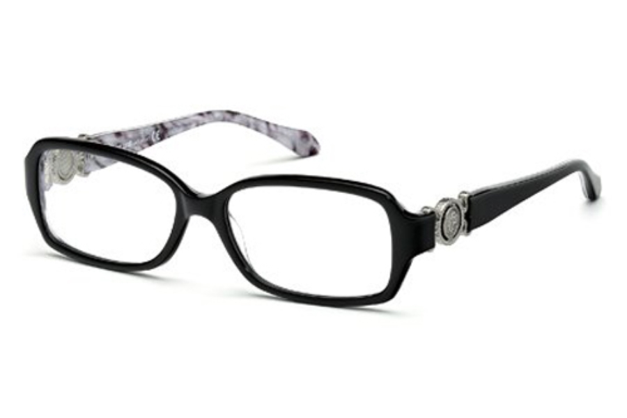 Roberto Cavalli RC0714 Eyeglasses in 005 Black/Other