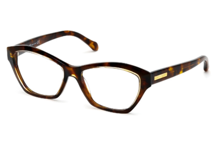 Roberto Cavalli RC0757 Eyeglasses in 056 Havana/Other