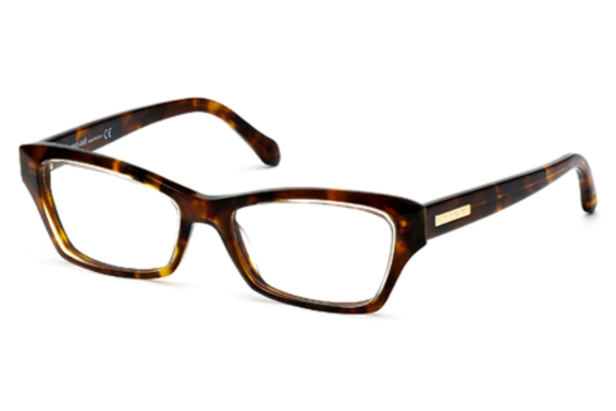 Roberto Cavalli RC0758 Eyeglasses in 056 Havana/Other