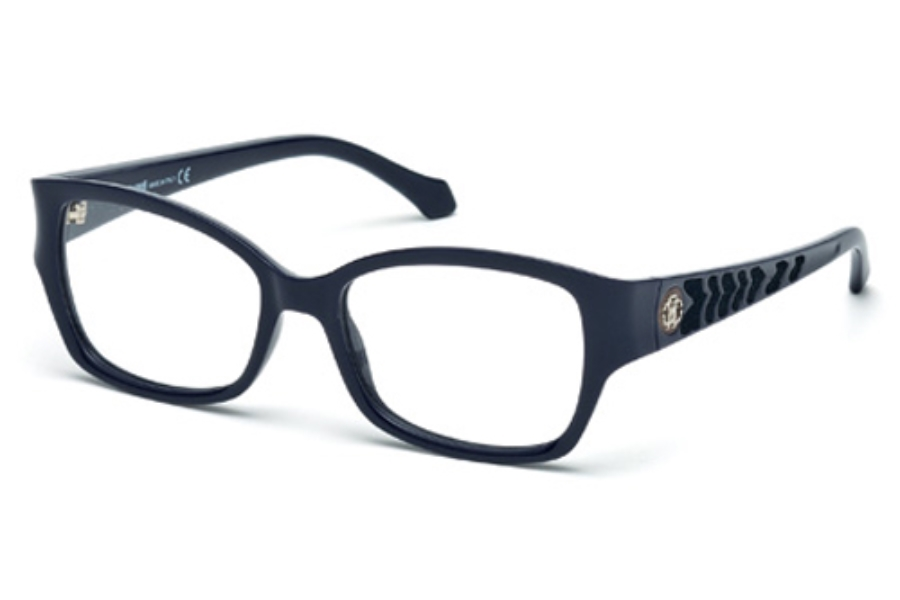 Roberto Cavalli RC0772 Eyeglasses in 090 Shiny Blue