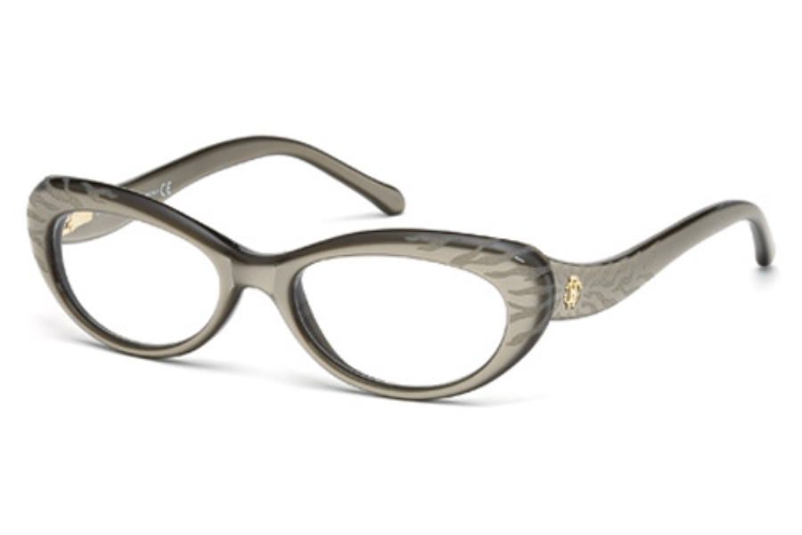 Roberto Cavalli RC0778 Eyeglasses in 057 Shiny Beige