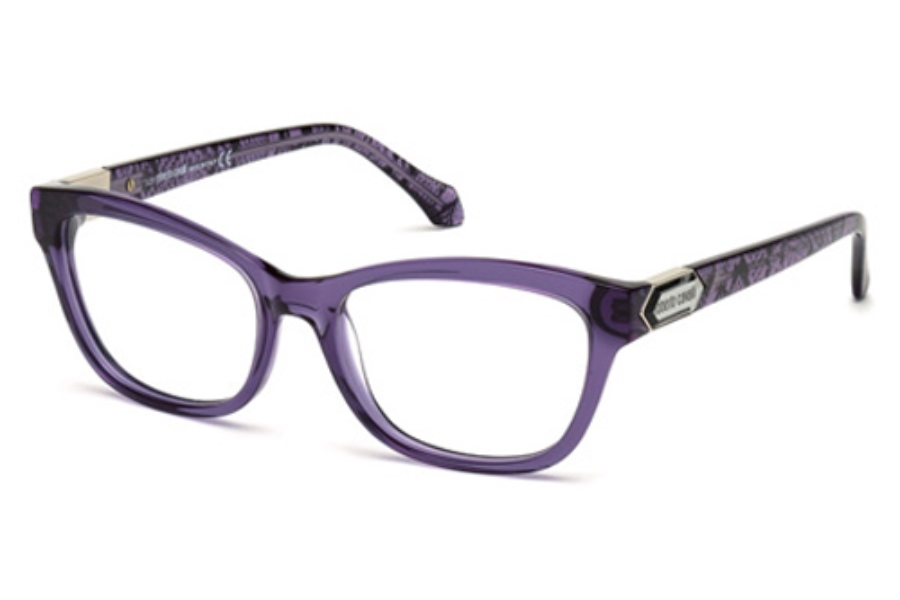 Roberto Cavalli RC0810 Eyeglasses in 080 Lilac/Other