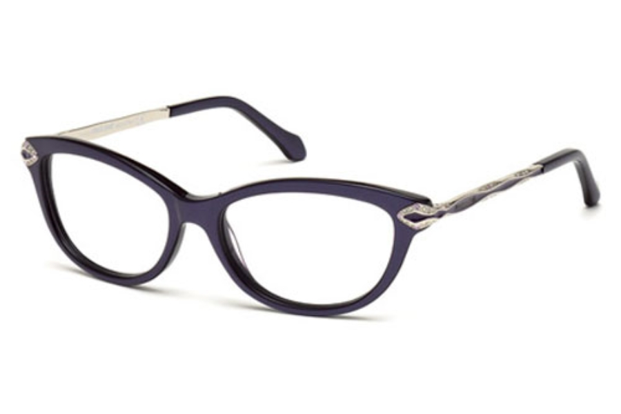 Roberto Cavalli RC0813 Eyeglasses in 080 Lilac/Other